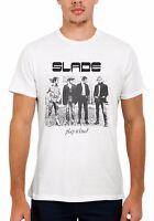 Slade Play It Loud Band Music Men Women Vest Tank Top Unisex T Shirt 1906
