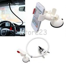 Universal 2 in 1 Lazy Bed Desktop Car Mount Cellphone Stand Holder iPhone 5s HTC