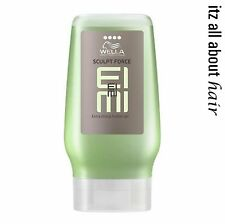 Wella EIMI Styling Dry Sculpt Force Flubber Gel Hold Level 4 125ml/4oz hair care