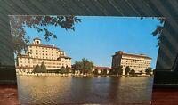 The Broadmoor Resort & Broadmoor South, Colorado Springs Postcard