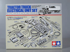 Tamiya R/C 1/14 Semi Tractor Truck Electrical Unit Set Lights & Backing Beeper