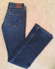 BKE Addison Stretch Boot Distressed Bling Size 26x31.5 Jeans The Buckle