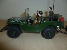 Arnold Jeep mit Fernlenkwelle