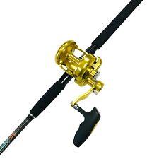EatMyTackle Tuna Terminator Baitcaster Rod & Reel Combo