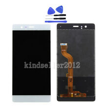 White For Huawei P9 EVA-L09 Touch Digitizer LCD Screen Assembly