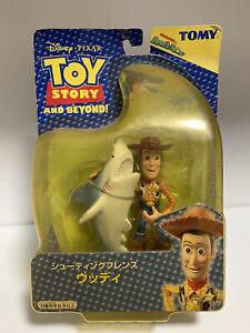 RARE Toy Story Woody Mr.Shark Sharky ¡NIB!