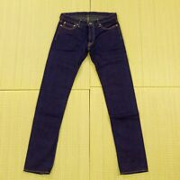 Japan blue jeans denim pants for men new fashion button made in Kojima