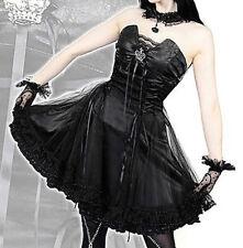 Mini Strapless Little Black Dresses for Women