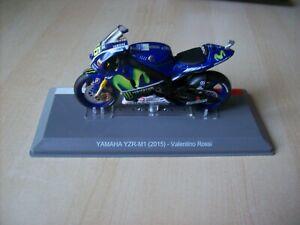 MOTO GP YAMAHA YZR M1 2015 DE VALENTINO ROSSI