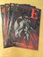 MISTER E 1991 full set 1-4 (1 2 3 4) NM-