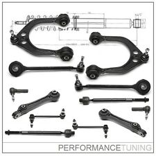 Kit -12 pcs- Bras de Suspension Avant, Gauche + Droite - CHRYSLER 300 C +TOURING