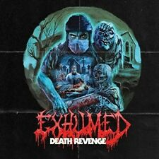 Death Revenge * by Exhumed (CD, Oct-2017, Relapse Records (USA))