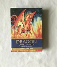 Dragon Oracle Cards deck by Diana Cooper & Carla Lee Morrow