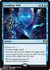 INSIDIOUS WILL Kaladesh Magic MTG cards (GH)