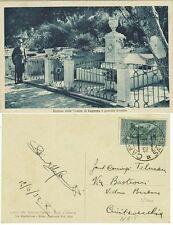 417-RECINTO DELLE TOMBE DI CAPRERA E GUARDIA D'ONORE, OLBIA-TEMPIO,SARDEGNA,1932