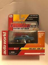 Auto World Thunder jet 1966 CHEVY NOVA SS  HO Scale Electric Slot Racer Car RARE