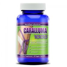 CARALLUMA Fimbriata 1000mg (10:1) RATIO Appetite Suppressant Weight Loss Diet
