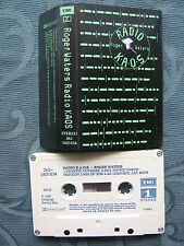 PINK FLOYD – Roger Waters Radio K.A.O.S. Cassette GREEK Pressing NEW Condition!
