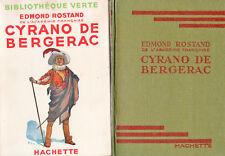 Cyrano de Bergerac // Edmond ROSTAND // Bibliothèque Verte // Pièce de Théâtre