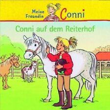 CONNI - 12: CONNI AUF DEM REITERHOF  CD  6 TRACKS KINDERHÖRSPIEL  NEU