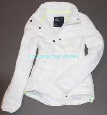 ❤️ American Eagle AEO AE Womens Lightweight Puffer Jacket White XS,S,M,L,XL,2XL