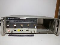 Agilent / HP 8620A Sweep Oscillator