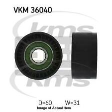 New Genuine SKF Poly V Ribbed Belt Deflection Guide Pulley VKM 36040 Top Quality