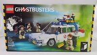 LEGO Ghostbusters Ecto-1 Vehicle Car SEALED RETIRED 508 Pieces 21008 #006 Ideas