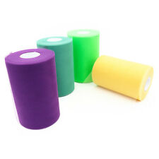 """TULLE Roll Spool 6""""x100yd Tutu Wedding Gift Soft Craft Party Bow Colours Pick"""