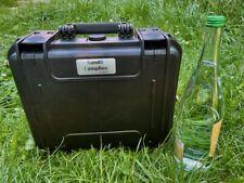 SANDR CampBox Premium - Aktivkohle Wasserfilter - UV-C Einheit zur Desinfektion