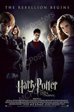 Mcposter - Harry Potter Order of the Phoenix Movie Poster Glossy Finish - Prm303