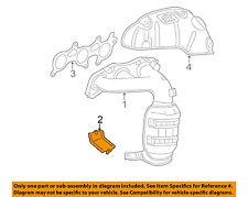 TOYOTA OEM-Exhaust Bracket Left 171190P030