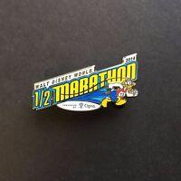WDW - 2014 Walt Disney World 1/2 Marathon - Donald Duck Disney Pin 99555