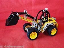 LEGO TECHNIC Ref 8271 WEEL LOADER - CHARGEUR / JOUET