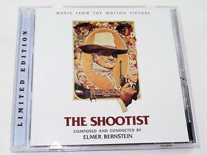 Elmer Bernstein THE SHOOTIST Johnny Cash THE SONS OF KATIE ELDER John Wayne CD