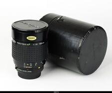 Lens Pentax-A*Green star 135mm f/1.8 for Pentax K  Mint