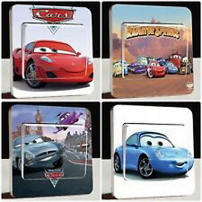 """Lichtschalter Sticker Aufkleber Disney Cars  """"Radiator Springs"""""""