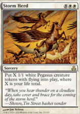 Russian Storm Herd ~ Near Mint Guildpact Foreign UltimateMTG Magic White Card