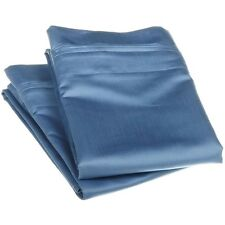 Premium Long-Staple Combed Cotton 1500 Thread Count Oversized King Pillowcases