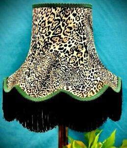 Animal Print Table Floor Standard Lamp Lampshades Ceiling Chandelier Wall Light
