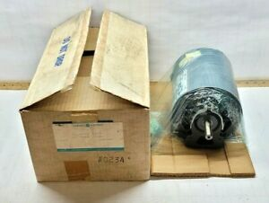 NEW GE 1/2-1/6 HP AC ELECTRIC MOTORS 115 VAC 1 PHASE 56 FR 1725 RPM 5KH45PG234B