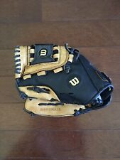 Wilson 11in Baseball Glove A0352 Tmlb11 Lht, Youth Right Handed Glove, Preowned