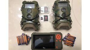 PRIORITY MAIL ELITE package 4 Terra Trail Cameras