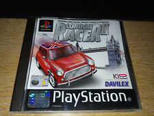London Racer II for Sony PlayStation (PS1) - Complete / VGC