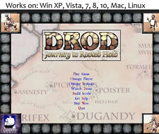 DROD: King Dugans Dungeon + Journey to Rooted Hold + City Beneath PC Mac Linux