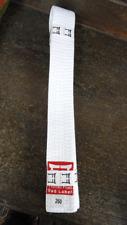 Fighting Films Martial Arts Belt - White Belt - 260cm - BNWT