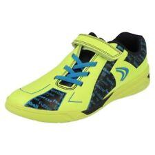 Chaussures multicolore en synthétique à lacets pour garçon de 2 à 16 ans