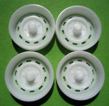 Resin 1/25 Chevy Truck Rally Wheels - Five Lug 2WD