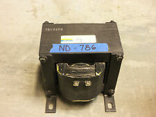 HEVI DUTY Transformer 1.5KVA 208V-120V SINGLE 1 PHASE ND-786 Y1500P