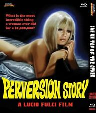 PERVERSION STORY Mondo Macabro RED Blu-Ray ONE ON TOP OF THE OTHER Lucio Fulci